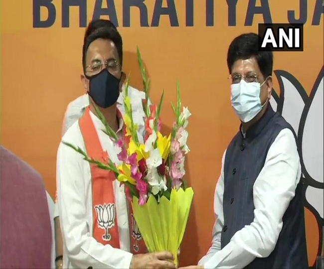 'PM Modi only leader standing for the interest of nation': Jitin Prasada after joining BJP ahead of UP elections