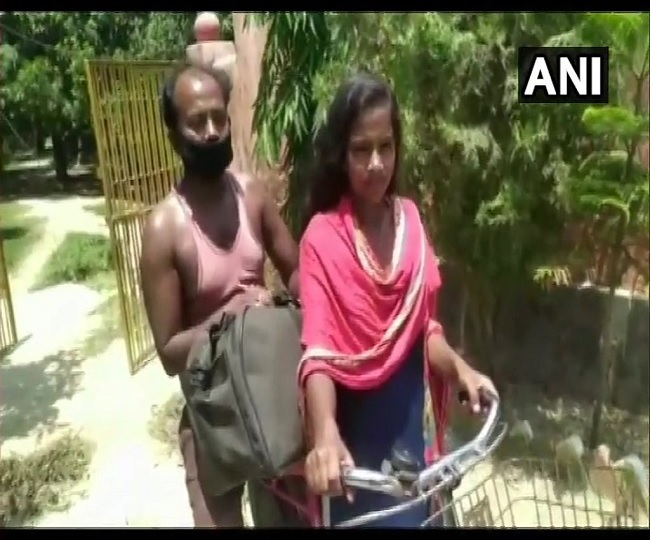 Bihar 'Cycle Girl' Jyoti Kumari's father dies of cardiac arrest