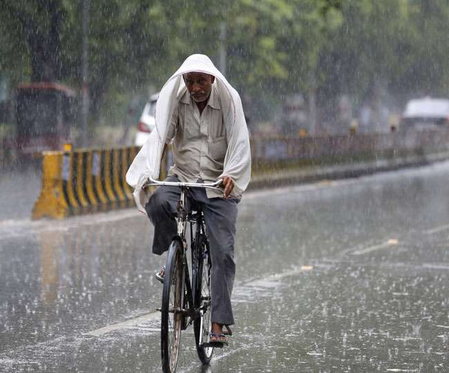 Monsoon Updates: Heavy rainfall predicted in UP, Bihar; know weather forecast for Delhi, MP, other states