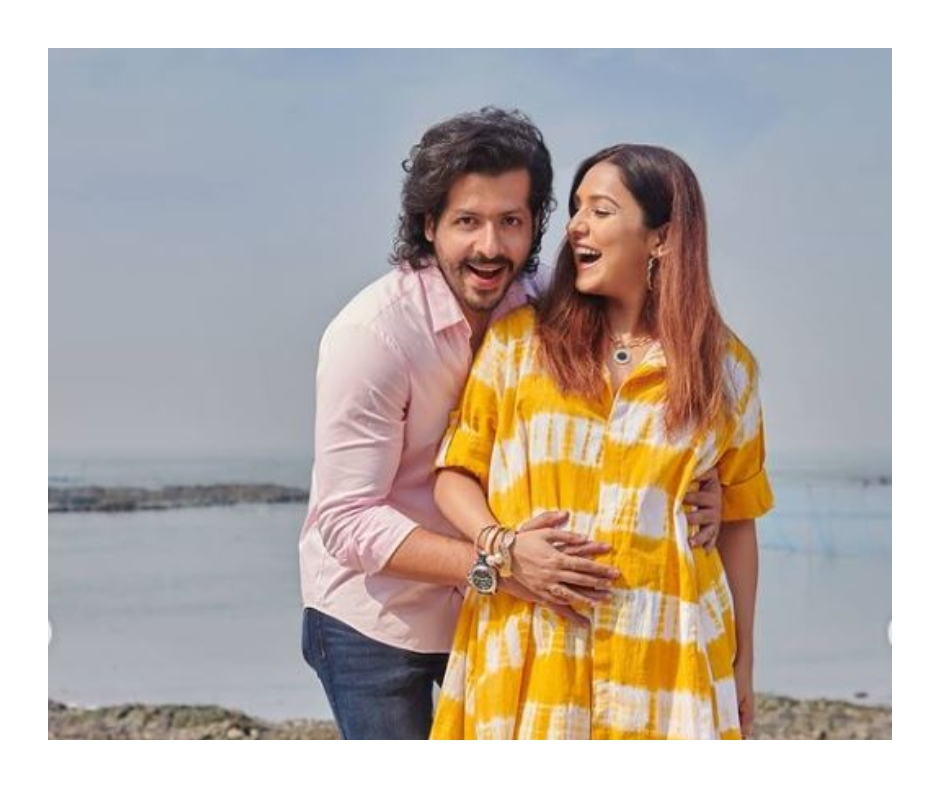 Singer Neeti Mohan and actor Nihaar Pandya become parents to a baby boy