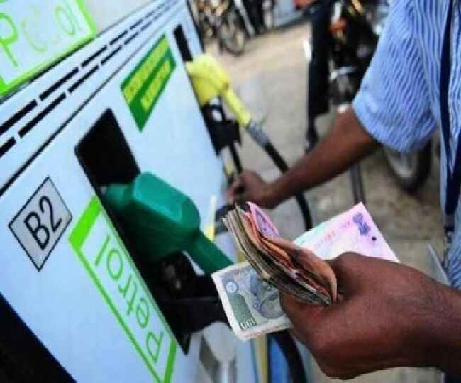 Fuel Prices: Petrol in Mumbai hits record high, retailing at Rs 102/litre; check rates in Delhi, Noida, other cities here