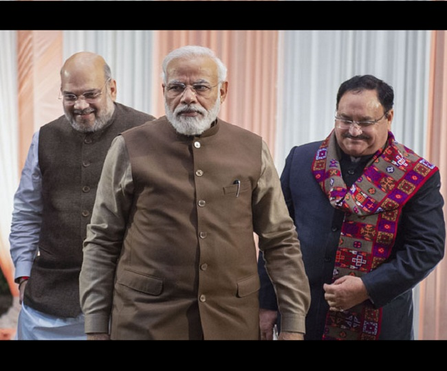 PM Modi meets Amit Shah, BJP chief JP Nadda amid speculations over cabinet reshuffle