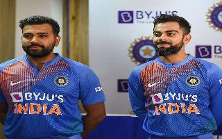 When Rohit Sharma's mistake left him embarrassed and Virat Kohli made a..