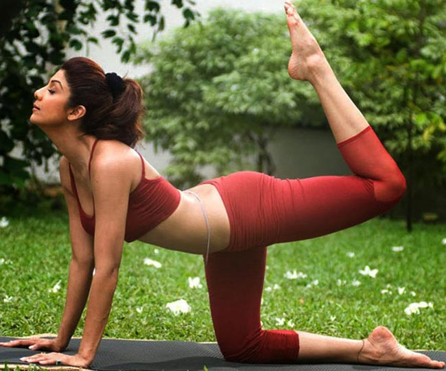 Happy Birthday Shilpa Shetty: 5 workout videos of the fitness enthusiast which will leave you stunned