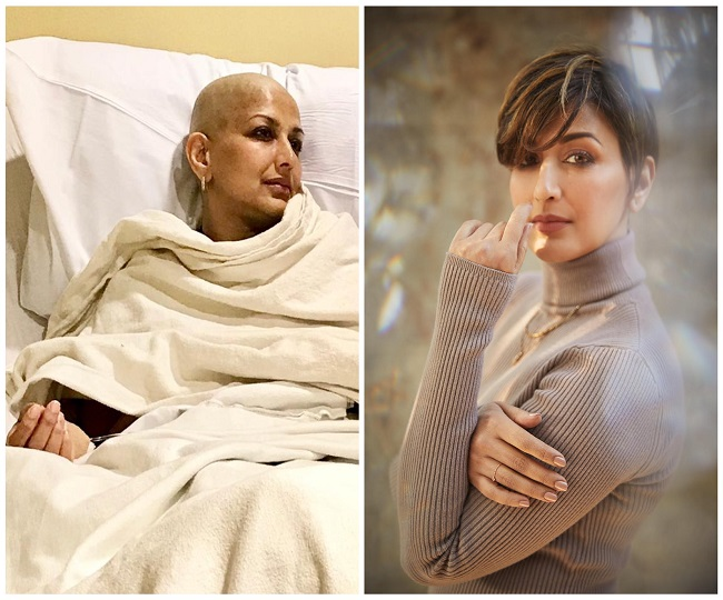 On Cancer Survivors Day, netizens laud Sonali Bendre for her fight against cancer, call her a 'conqueror'