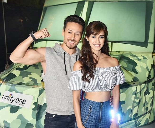 FIR registered against Tiger Shroff and Disha Patani for flouting COVID-19 restrictions in Mumbai