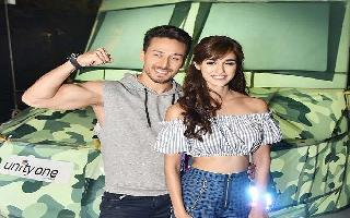 Jackie Shroff opens up about Tiger Shroff-Disha Patani's rumoured relationship, here's what he has to say