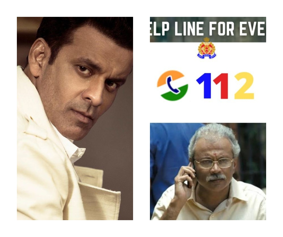 UP Police joins The Family Man 2's Chellam Sir meme trend; Manoj Bajpayee replies with funny tweet