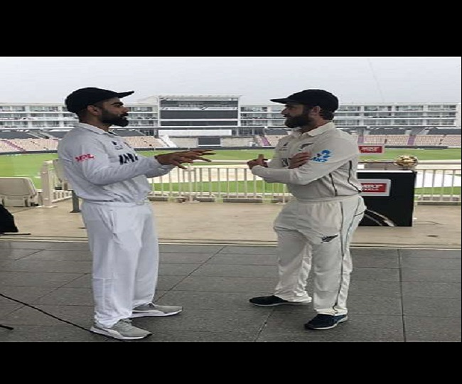 ICC WTC Final 2021: First day of India vs New Zealand final called off as rain plays spoilsport