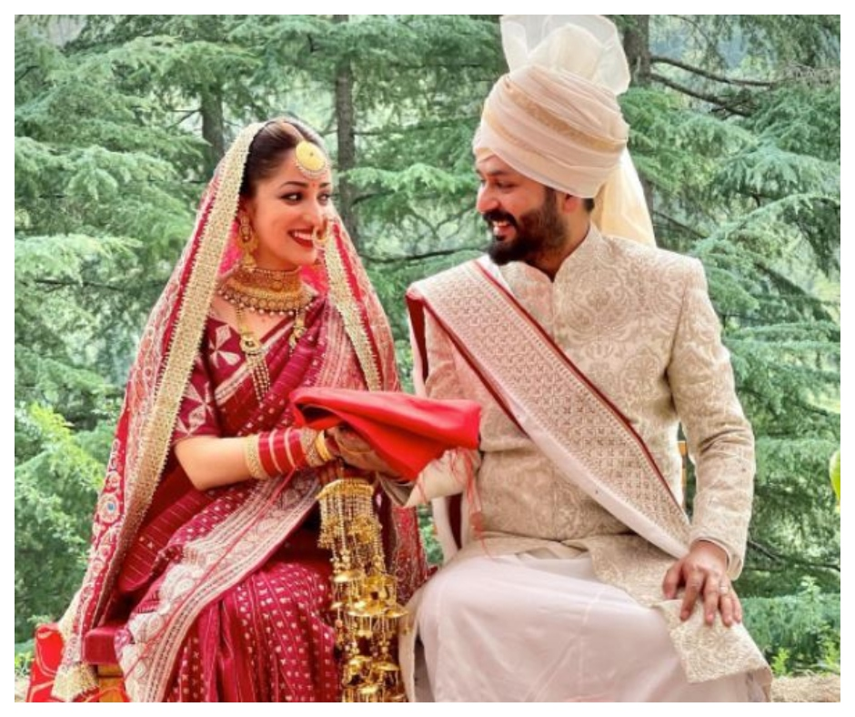Yami Gautam ties the knot with Aditya Dhar; here's how their love story started on the sets of Uri