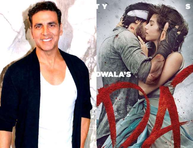 Ahan Shetty's debut film 'Tadap' to release on this date; Akshay Kumar gets nostalgic about Suniel Shetty
