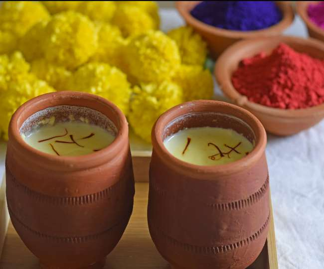 Holi 2021: From Badam Kesar to Mango, try these different flavours of Thandai this festival of colours