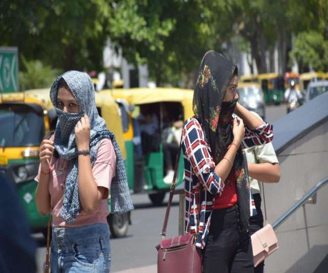 Weather Forecast: IMD predicts rainfall in several states, issues alert over heat wave