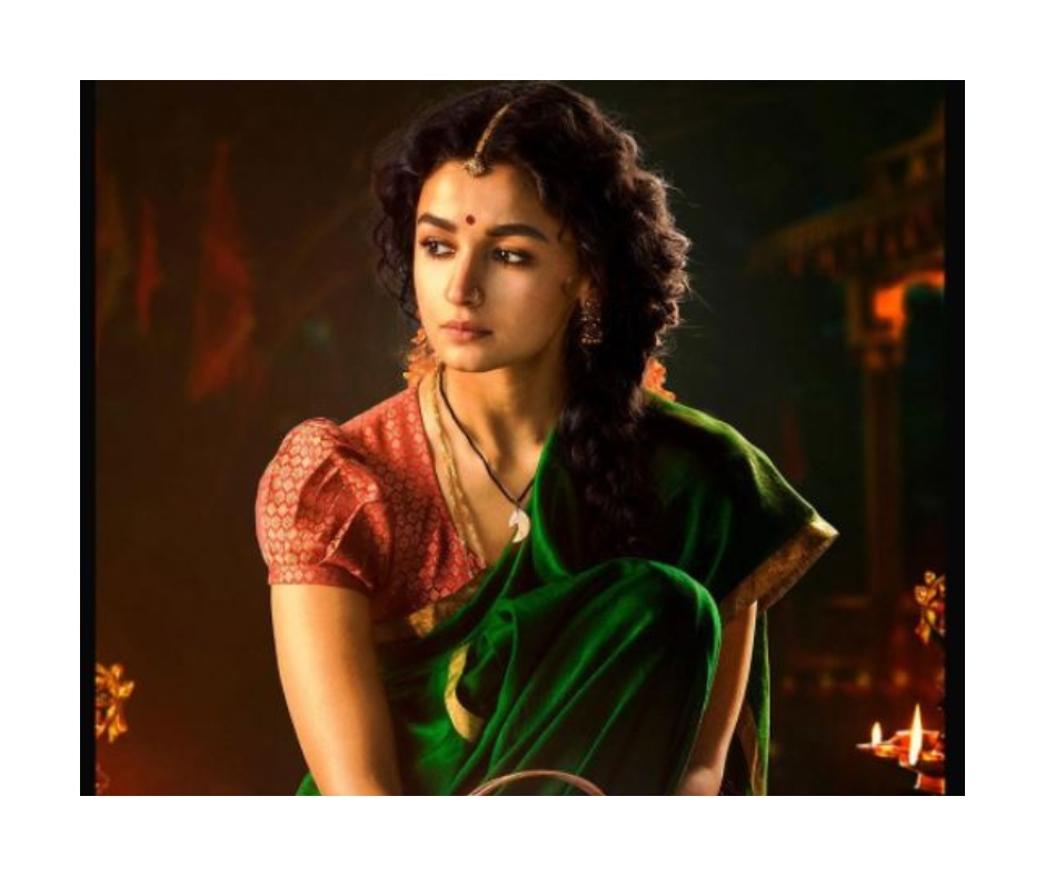 Birthday girl Alia Bhatt unveils her look as Sita from upcoming film 'RRR'