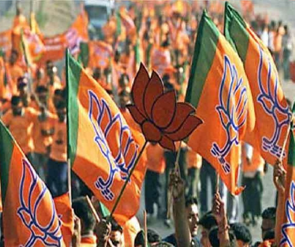 Puducherry Assembly Elections 2021: BJP accuses Congress-DMK government of betraying mandate