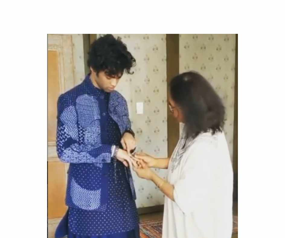 'I can fit into his clothes...': Babil shares video of dressing up in Irrfan Khan's clothes to accept his award