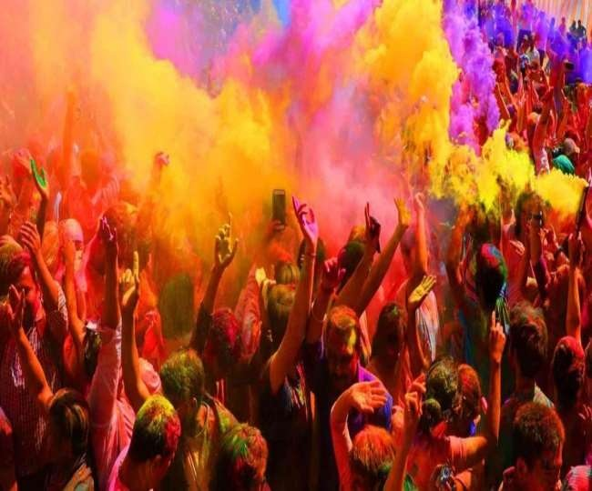 Holi 2021: Complete list of states, UTs where Holi celebrations have been restricted amid spike in COVID cases