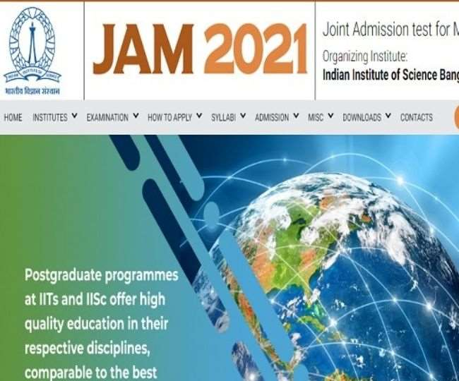 IIT JAM Result 2021: IISc Bangalore to release merit list on March 20; know how to check
