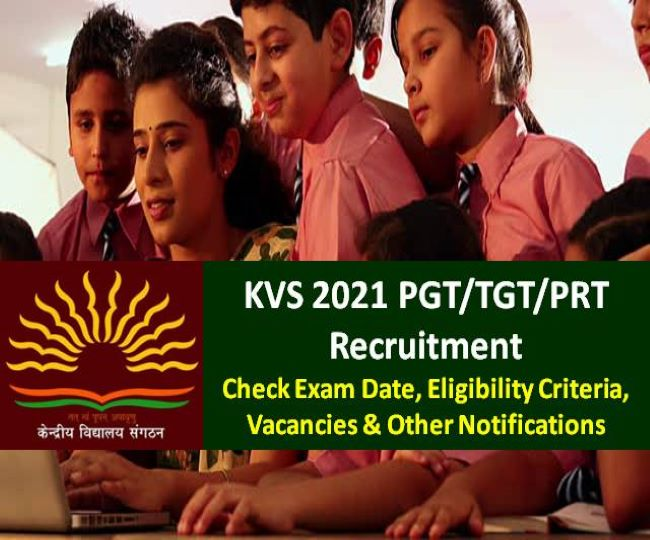 KV Recruitment 2021: Vacancies for PGT, TGT, PRT and other posts released all over India; check here