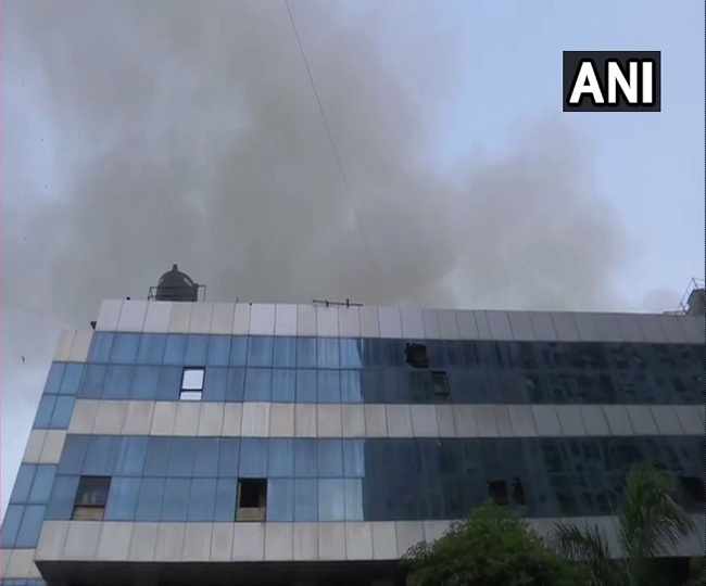 10 killed, over 70 evacuated after massive fire breaks out at COVID-19 hospital in Mumbai