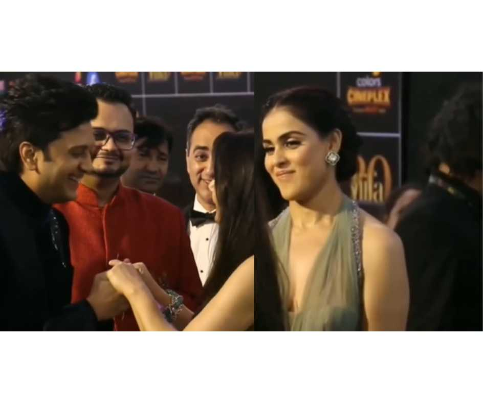 Genelia reveals what happened with Riteish Deshmukh after he kissed Preity Zinta's hands | WATCH