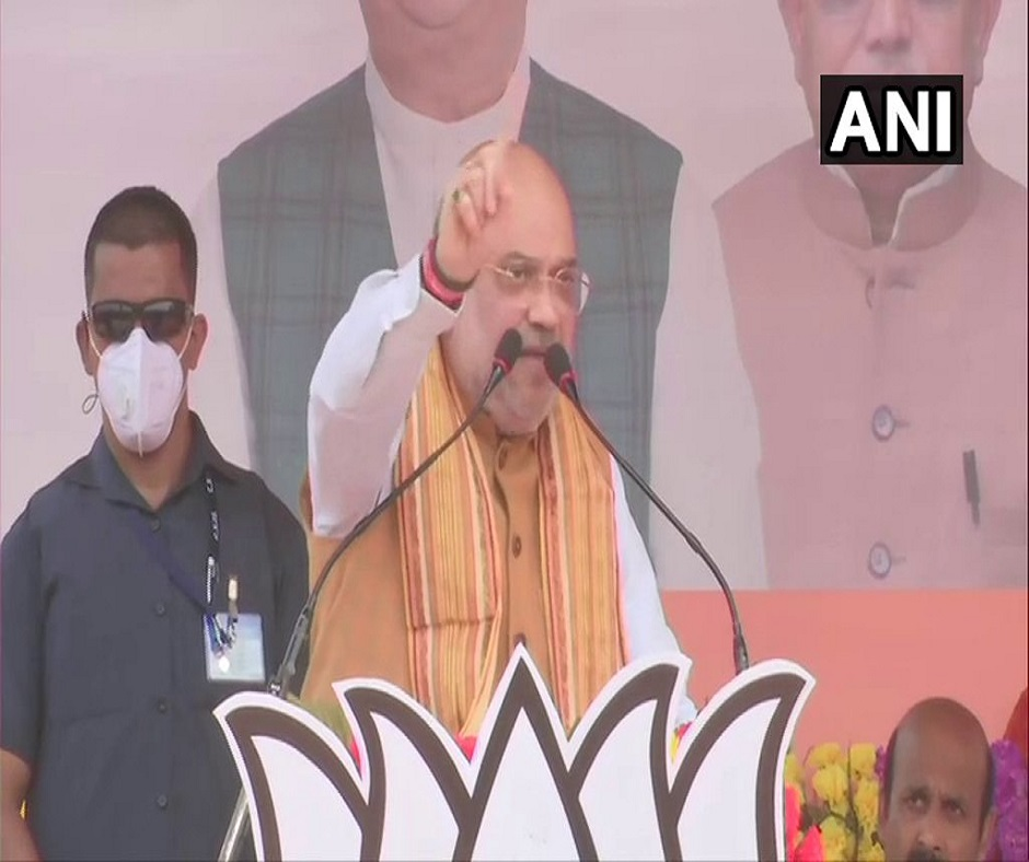 West Bengal Polls: Amit Shah slams Mamata Banerjee over 'appeasement politics', says will make Bengal free of infiltrators