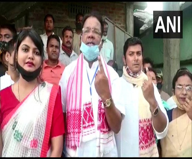 Assam Polls 2021: First phase of polling ends with 72.58 per cent voter turnout | As it happened
