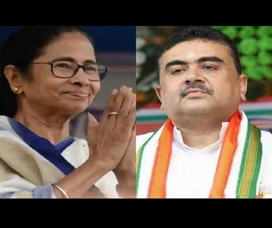 West Bengal Polls | 'Na ghar ka, na ghat ka': At Nandigram roadshow, Mamata Banerjee hits out at former aide Suvendu Adhikari