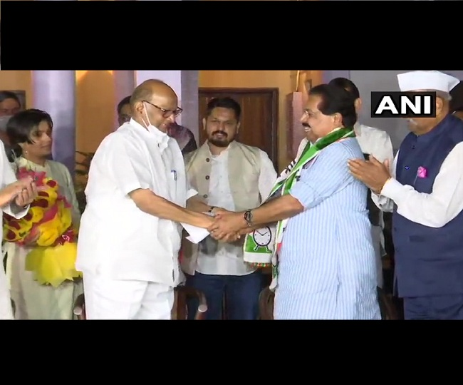 PC Chacko joins NCP days after dumping Congress; to support LDF in Kerala assembly polls