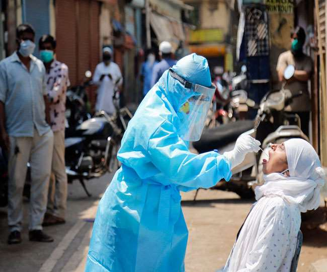 India records nearly 60,000 new COVID-19 infections in a day, highest since Oct; active caseload breaches 4.21 lakh-mark