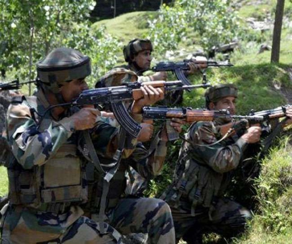 Councillor, police official martyred as militants open fire at BDC meet in J-K's Sopore