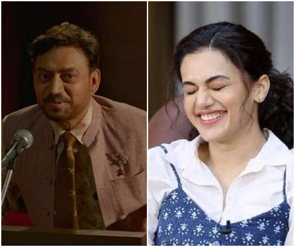 66th Filmfare Awards 2021: Irrfan Khan, Taapsee Pannu bag best actors awards; here's the complete list of winners