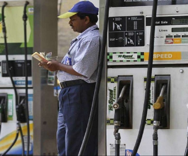 Fuel prices slashed for 2nd time in 6 days, petrol in Delhi costs Rs 90.56, diesel Rs 80.87   check prices in your city