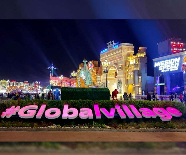Dubai Global Village: Take a walk through these historical monuments and experience world tour in just few hours