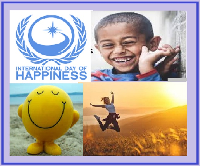 International Day of Happiness 2021: Messages, quotes, wishes, WhatsApp and Facebook status to share on this special day