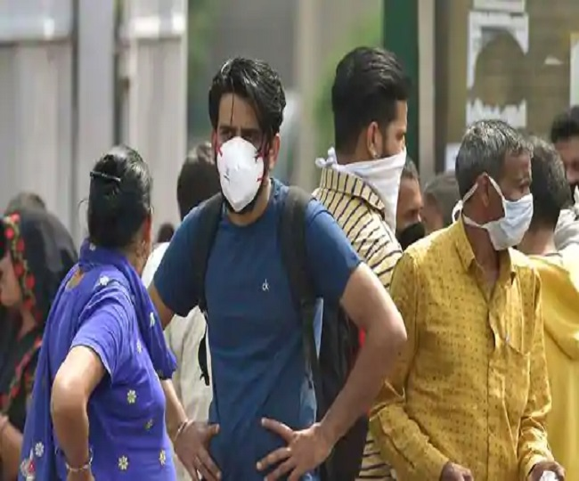 'Keep your masks up': Centre warns of 'severe and intensive' situation in some districts, asks states to ramp up testing