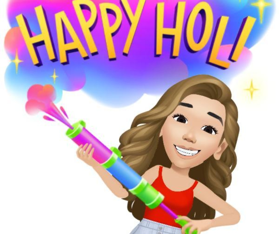 Follow these steps to create your Holi avatar on Facebook