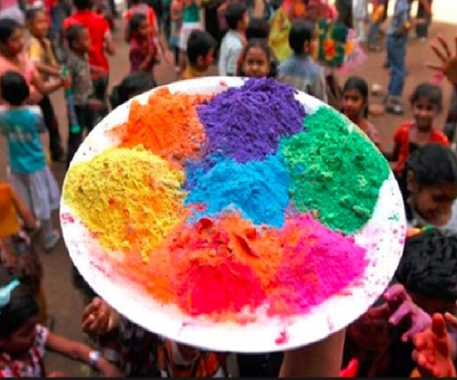 Holi 2021: How to protect your skin before and after playing with colours?