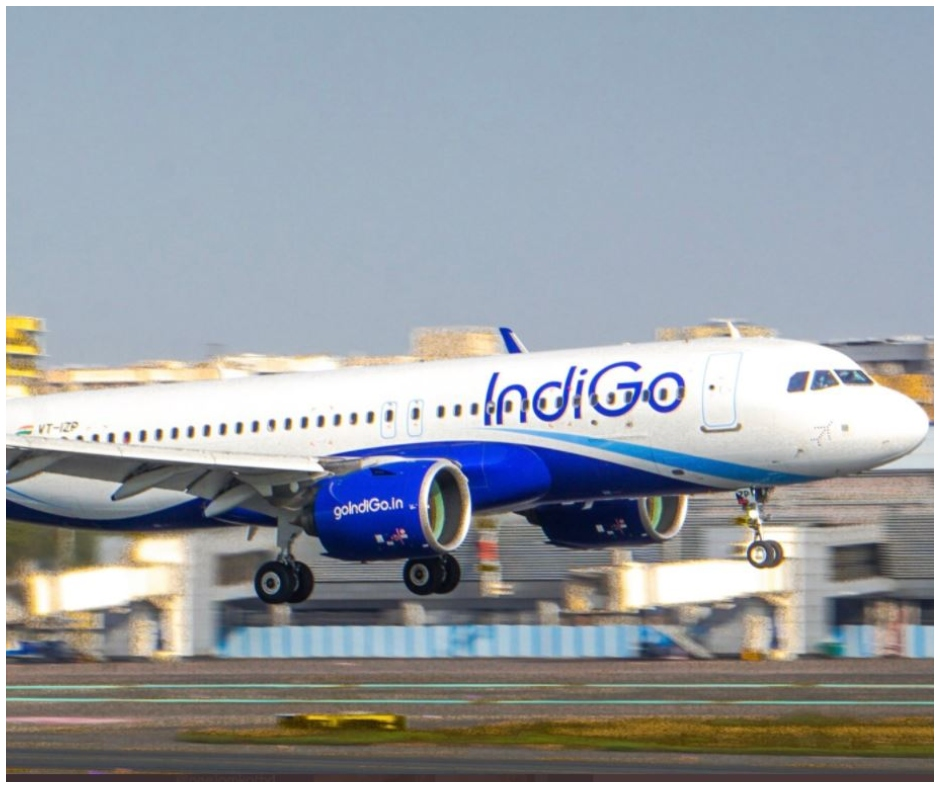 Woman delivers baby girl mid-air on an IndiGo flight in presence of doctor and crew members