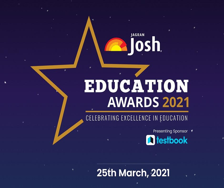 Jagran Josh Education Awards 2021: Jagran New Media honours students, teachers for their role in COVID lockdown