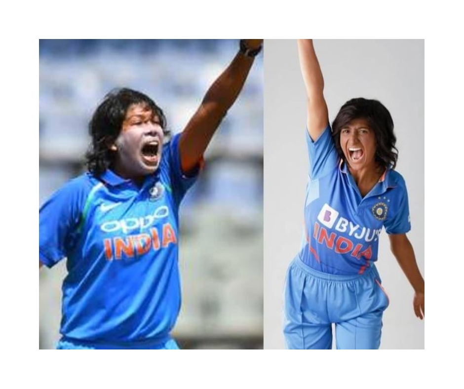 Aahana Kumra dons cricketer Jhulan Goswami's look to pay tribute to her; fans criticize her for dark-skin makeup