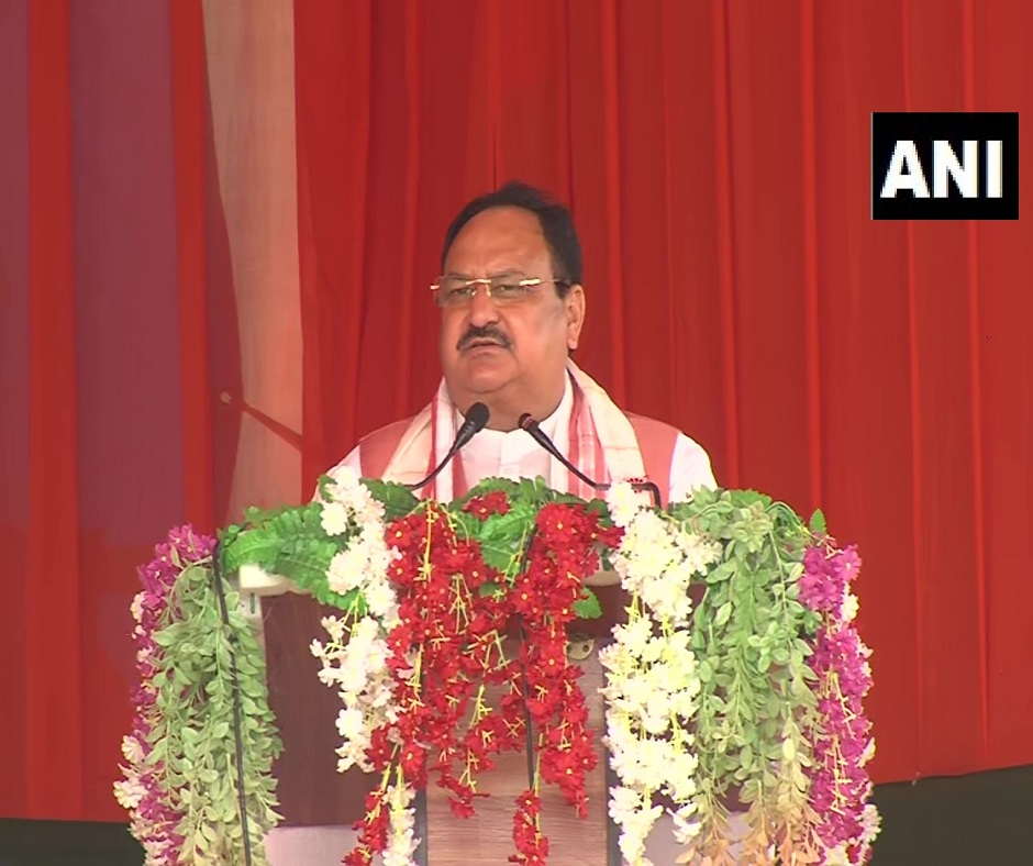 Assam Polls | Cong just like elephant, has one teeth to show off, other to chew: Nadda