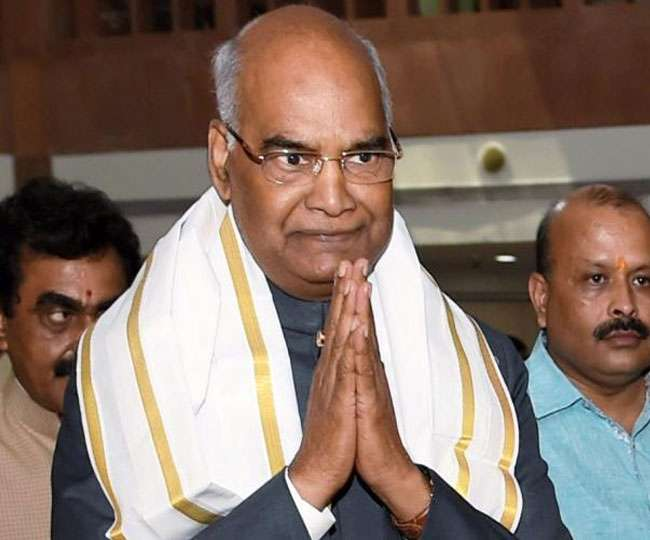 President Ram Nath Kovind undergoes check-up at Delhi's Army Hospital after complaining of chest discomfort