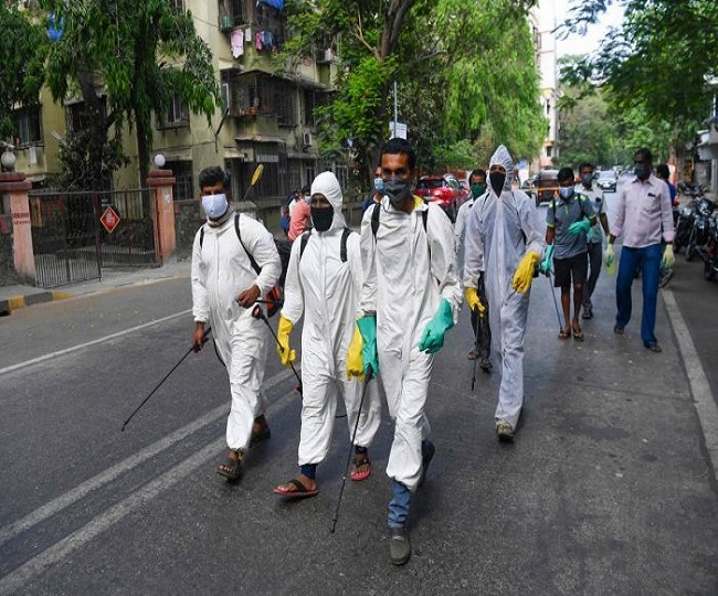 Second wave gathers momentum as Maharashtra records highest one-day rise of 25,833 cases since COVID-19 outbreak