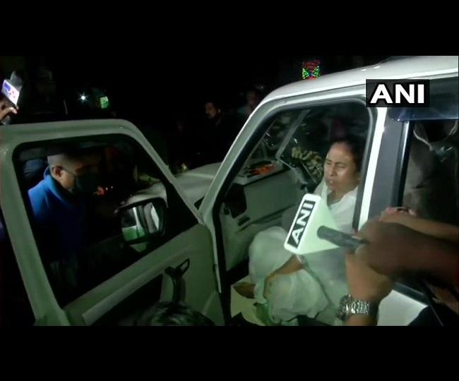 West Bengal Polls: EC suspends cop, DM in charge of Mamata Banerjee's security in Nandigram