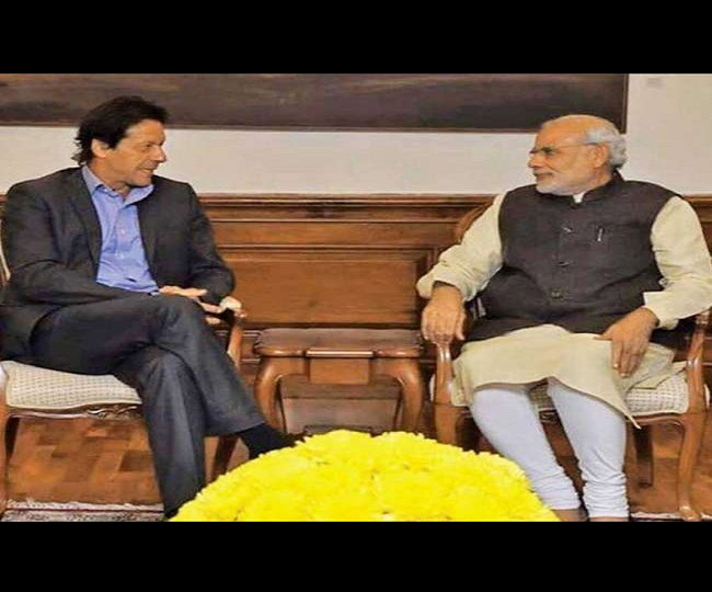 'India desires cordial relations with the people of Pakistan': PM Modi in his letter to Imran Khan