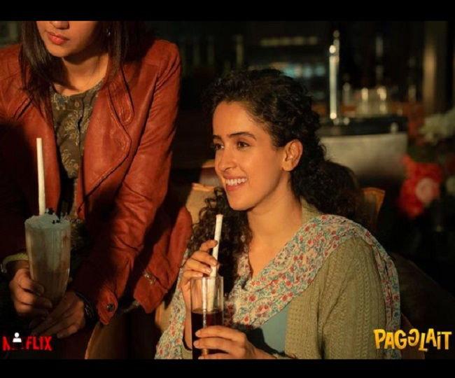 Pagglait Twitter Review: Netizens laud Sanya Malhotra-starrer, call it 'refreshing and awesome watch!'