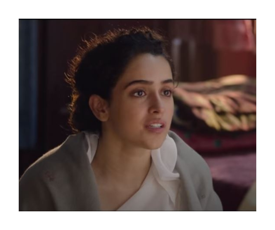 Pagglait movie review: Sanya Malhotra starrer is a breath of fresh air