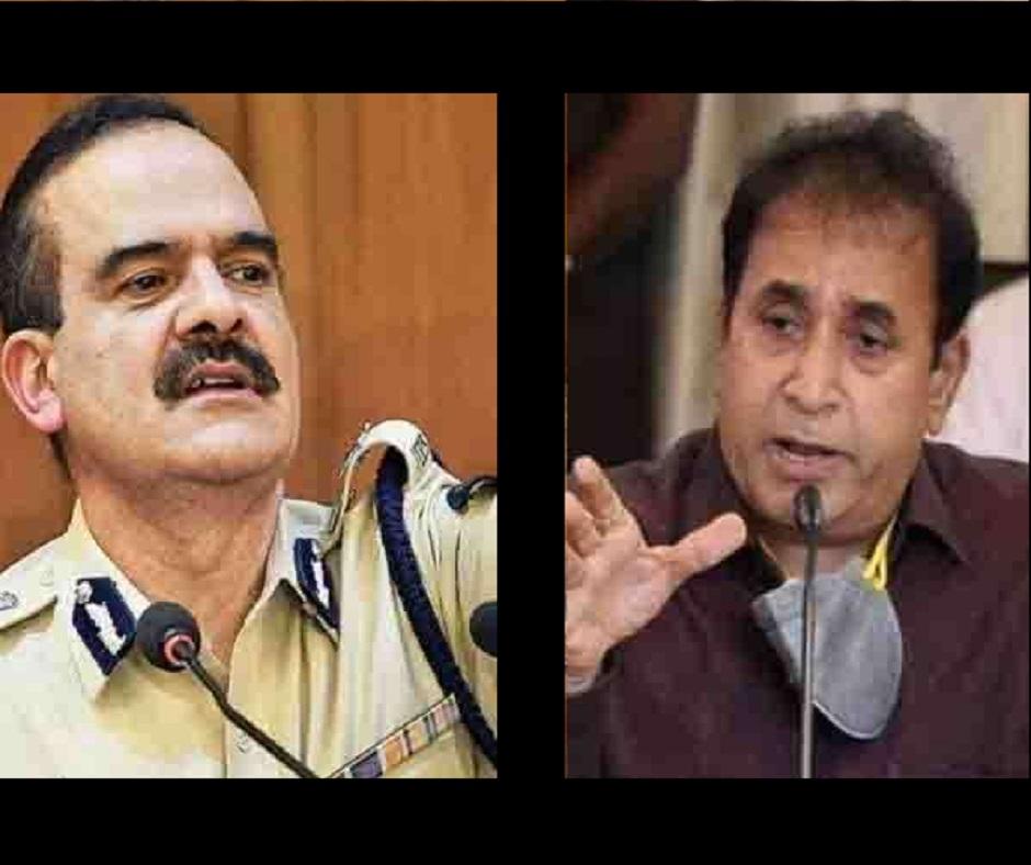 Sacked Mumbai top cop Param Bir Singh confirms sending letter accusing Anil Deshmukh of corruption to Maha CM