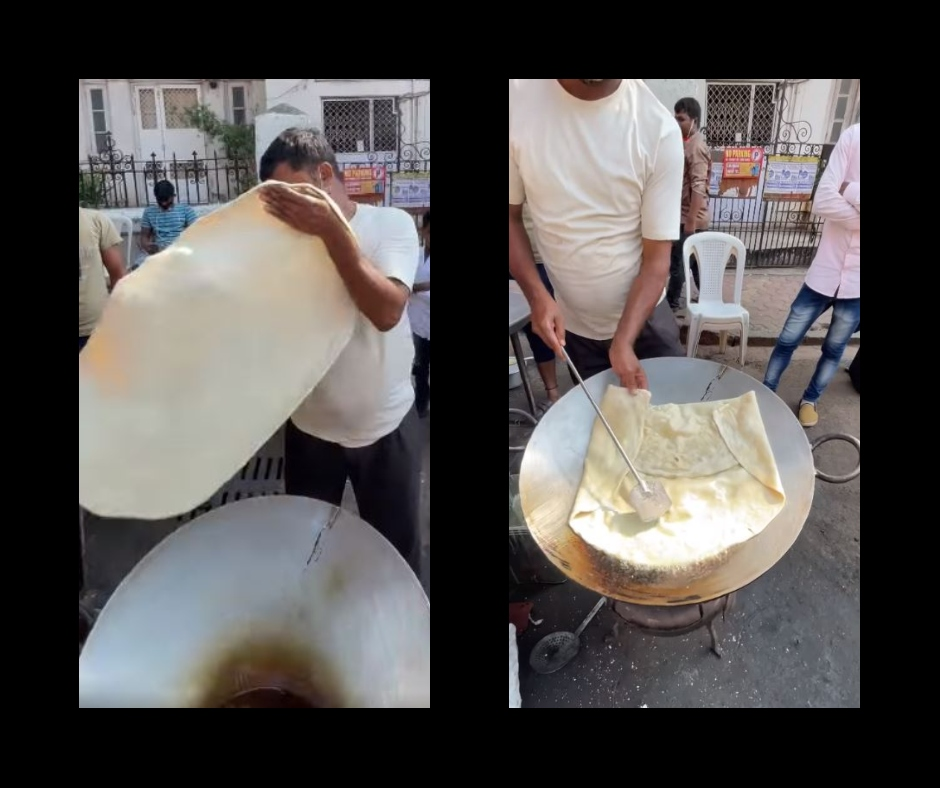 Viral video: Internet tears Mumbai's Halva Paratha, questions its unhygienic preparation during COVID pandemic